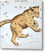 Astronomy: Ursa Major Metal Print