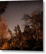 Astrophotography - Sequoia Rv Ranch - California Metal Print