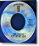 asylum Records and the Eagles Metal Print