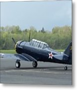 At-6 Texan Metal Print