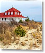 At Cape May Point Metal Print