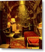 At Home With Al Capone Metal Print