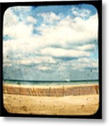 At Rest Metal Print