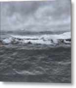 At Sea Metal Print