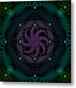 At The Bottom Of The Sea Are Peridots Metal Print