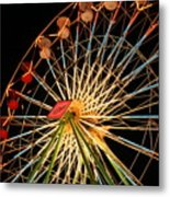 At The County Fair Metal Print