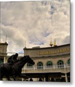 At The Downs Metal Print