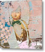 At The Pink Pace Metal Print
