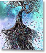 At The Root Of All Things Metal Print