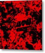 Atlanta Braves 1a Metal Print