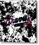Atlanta Braves 1d Metal Print