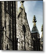Atlanta Church Metal Print