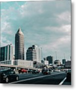 Atlanta Georgia Metal Print