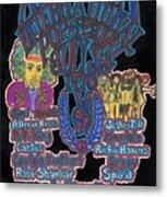 Atlanta International Pop Festival Metal Print by David Sutter
