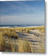 Atlantic Coast And Cap Ferret Metal Print