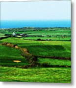 Atlantic View Doolin Ireland Metal Print