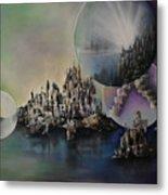 Atlantis Resurrected Metal Print