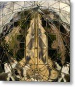 Atomium 5 Metal Print
