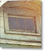 Attic View Metal Print