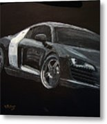 Audi Le Mans Metal Print