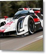 Audi R18 E-tron, Le Mans - 03 Metal Print