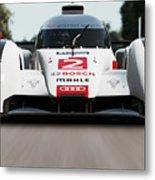 Audi R18 E-tron, Le Mans - 04 Metal Print