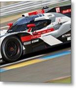 Audi R18 E-tron, Le Mans - 11 Metal Print