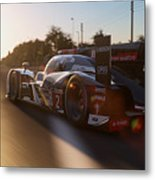 Audi R18 E-tron, Le Mans - 24  Metal Print