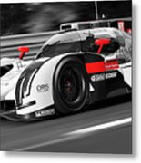 Audi R18 E-tron, Le Mans - 31 Metal Print