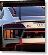 Audi R8 Lms - 06 Metal Print