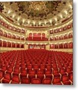 Auditorium Of The Great Theatre - Opera Metal Print