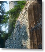 Auerbach Tower And Gate Metal Print