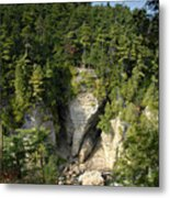 Ausable Chasm Metal Print