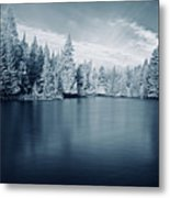 Ausable River 9420 Metal Print