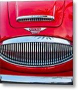 Austin-healey 3000mk II Metal Print