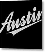 Austin Metal Print