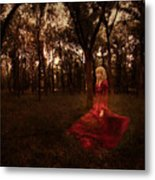 Lost Metal Print by Amber Dopita