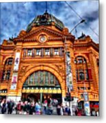 Australia Melbourne Part8 Metal Print