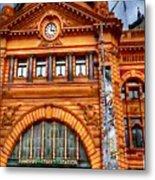 Australia Melbourne Part8b Metal Print