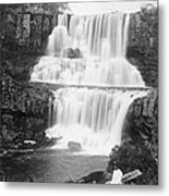 Australia: Waterfall Metal Print