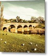 Australian Bridges Metal Print