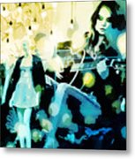 Australian Woman #2 - The Image Metal Print