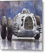Auto-union Type C 1936 Metal Print