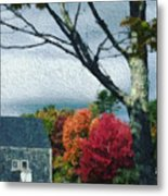 Autumn 1010 Metal Print
