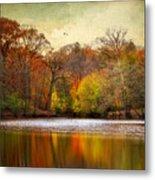 Autumn Arises 2 Metal Print