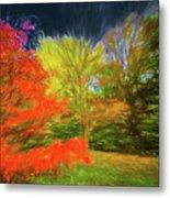 Autumn H3 Metal Print