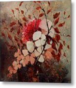 Autumn Bunch Metal Print