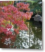 Autumn Color Poster Metal Print
