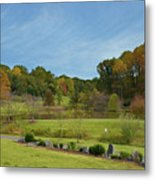 Autumn Colors 3 Metal Print