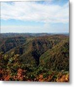 Autumn Comes To The Mountains 3 Metal Print